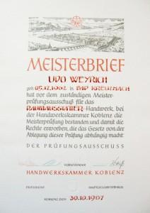 Meisterwerkstatt Polster-Design Udo Weyrich